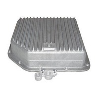 TRANSMISSION SPECIALTIES TH350 Deep Aluminum Pan  P/N - 3510