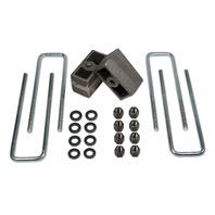 Tuff Country 97075 Axle Lift Block Kit Fits 86-18 4Runner Pickup Tacoma Tundra