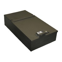 Tuffy Security Products 253-01 Tactical Security; Lockbox