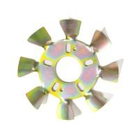 ULTRA COOL BRAKE FANS Brake Fan - RH 5x4-1/2 to 5-1/8 w/.625 Studs P/N - LMBFS5-625R