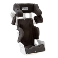 ULTRA SHIELD Seat Cover Black  16in & 16.5in SFI 39.2 P/N -3921601