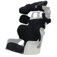 ULTRA SHIELD Seat Cover Black 14in Outlaw Sprint 2019 P/N -OL4011