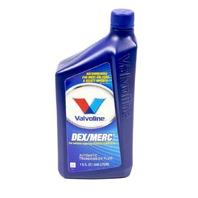 VALVOLINE Dextron/Mercon Trans Fluid Quart P/N - 798153-C