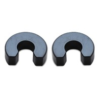 VIBRANT PERFORMANCE Exhaust Hanger Rod Clips (2 Pack) for 1/2in O.D. P/N - VIB1199C