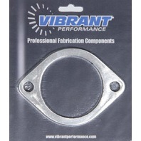 VIBRANT PERFORMANCE 2-Bolt Stainless Steel Exhaust Flange 3in. P/N - VIB1473S