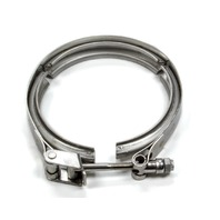 VIBRANT PERFORMANCE 4in SS V-Band Clamp  P/N - VIB1493C