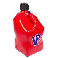 VP FUEL CONTAINERS Utility Jug 5 Gal Red Square P/N - 3512