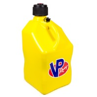 VP FUEL CONTAINERS Utility Jug 5 Gal Yellow Square P/N - 3552