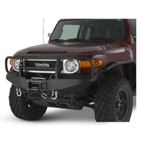 Warrior Products 3530 Front Winch Bumper 07-13 FJ Cruiser