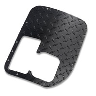 Warrior Products 90745PC Shifter Cover 87-95 Wrangler (YJ)