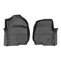 WEATHERTECH 17-   Ford F250 Front Floor Liners Black P/N - 4410511v