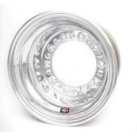 WELD RACING 15 X 10 Wide 5 HS 5in BS 10.4 Lbs. P/N - 570-5015