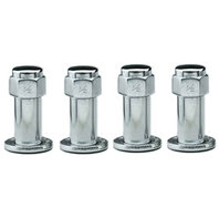 WELD RACING 1/2in RH Lug Nuts w/Centered Washers (4pk) P/N - 601-1416