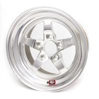 WELD RACING 15x4 RT-S Wheel 5x4.75 BC 1.5BS Polished P/N - 71MP-504B15A