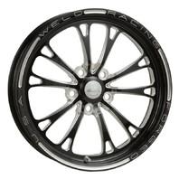 WELD RACING V-Series Frnt Drag Wheel Pol 15x3.5 5x4.75BC 1.75 P/N - 84P-15274