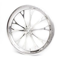 WELD RACING V-Series Frnt Drag Wheel 1-PC 17x2.25 Polished P/N - 84P-17000