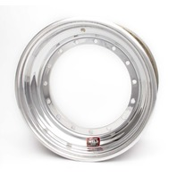 WELD RACING Direct Mount Rim Shell 13x7 4in BS w/ Beadlock P/N - 860-30754