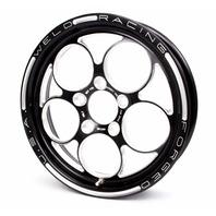 WELD RACING Magnum PRO 15x3.5 1pc Wheel 5x4.75 2.25BS Blk P/N - 86B-15272