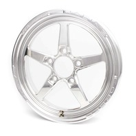 WELD RACING Aluma Star 15x3.5 1pc Wheel 5x4.5 1.75 BS P/N - 88-15204