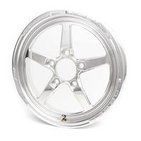 WELD RACING Aluma Star 15x3.5 1pc Wheel 5x4.75  2.25 BS P/N - 88-15272
