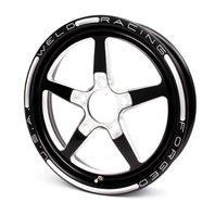 WELD RACING 15x3.5 Aluma Star 2.0 Wheel Anglia 1.75 BS Blk P/N - 88B-15000