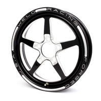 WELD RACING Aluma Star 15x3.5 Aluma Star Wheel 5x4.5 2.25 BS P/N - 88B-15202