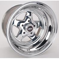 WELD RACING 15 X 10in. Pro Star 5 X 4.5in. 4.5in. BS P/N - 96-510208
