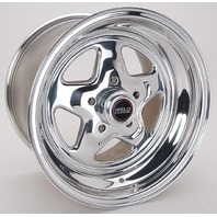WELD RACING 15 X 10in. Pro Star 5 X 4.5in. 6.5in. BS P/N - 96-510212