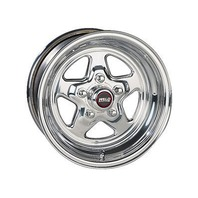 WELD RACING 15 X 10in. Pro Star 5 X 4.75in. 4.5in. BS P/N - 96-510278