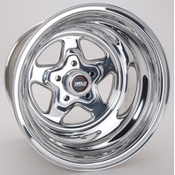 WELD RACING 15 X 12in. Pro Star 5 X 4.5in. 4.5in. BS P/N - 96-512208