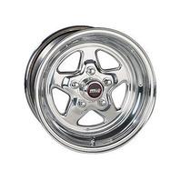 WELD RACING 15x12in. Pro Star Wheel 5x4.75in. 6.5in. BS P/N - 96-512282