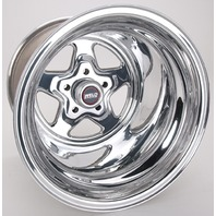 WELD RACING 15x14in. Pro Star Wheel 5x4.5in. 3.5in. BS P/N - 96-514206