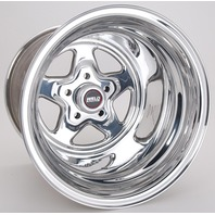 WELD RACING 15 X 15in. Pro Star 5 X 4.5in. 4.5in. BS P/N - 96-515208
