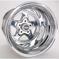 WELD RACING 15 X 15in. Pro Star 5 X 4.5in. 5.5in. BS P/N - 96-515210