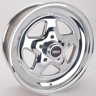 WELD RACING 15 X 5in. Pro Star 5 X 4.5in. 3.5in. BS P/N - 96-55206