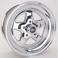WELD RACING 15 X 6in. Pro Star 5 X 4.5in. 3.5in. BS P/N - 96-56206