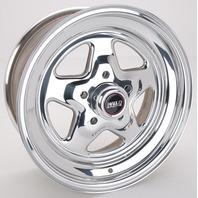 WELD RACING 15 X 7in. Pro Star 5 X 4.5in. 4.5in. BS P/N - 96-57208
