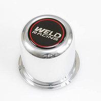 WELD RACING Chrome Center Cap 3in Diameter P/N - P605-5093
