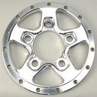 WELD RACING Aluma Star 2.0 Rear Wheel Center 5-4.75in P/N - P613-88 B