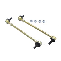WHITELINE PERFORMANCE Sway Bar Link Assembly Heavy Duty Adj Steel P/N -W23180