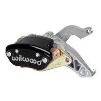 WILWOOD Caliper MC4 R/H Black .810 Rotor P/N - 120-12069-BK
