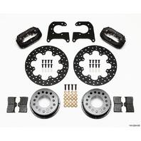 WILWOOD D/L Drag Rear Brake Kit Olds/Pont P/N - 140-0264-BD