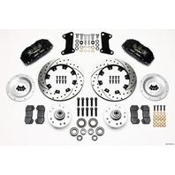 WILWOOD Front Disc Brake Kit 67-69 Camaro 12.19 Rotor P/N - 140-10510-D