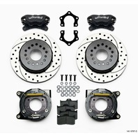 WILWOOD Rear Brake Kit Dynalite Mopar/Dana w/PB P/N - 140-10767-D