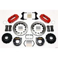 WILWOOD Rear Disc Brake Kit Big Ford w/Park Brake 14in P/N - 140-10944-DR