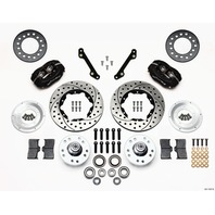 WILWOOD FDL Front Kit 11in Drilled P/N - 140-11007-D