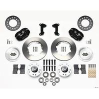 WILWOOD HD Front Brake Kit Must II Drop Spindle P/N - 140-11017