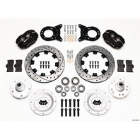 WILWOOD Front Disc Kit HD 65-69 Mustang Drilled P/N - 140-11072-D