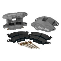 WILWOOD Front Caliper Kit D52 / Big GM Blk Anodize P/N - 140-11290