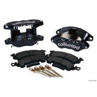WILWOOD Front Caliper Kit D52/ Big GM Blk Powder P/N - 140-11291-BK